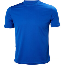 Helly Hansen M's Tech T SS Shirt Olympian Blue